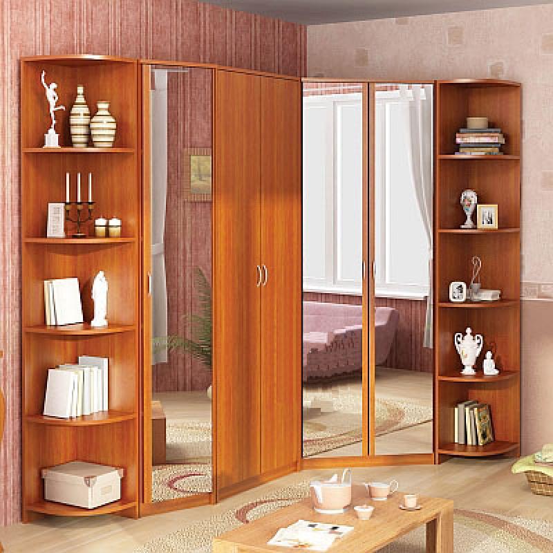 Нм 002.67-01 шкаф-пенал (правый). интернет-магазин мебельный.